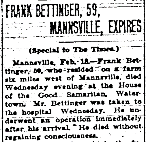 FrankBettingerObit1932