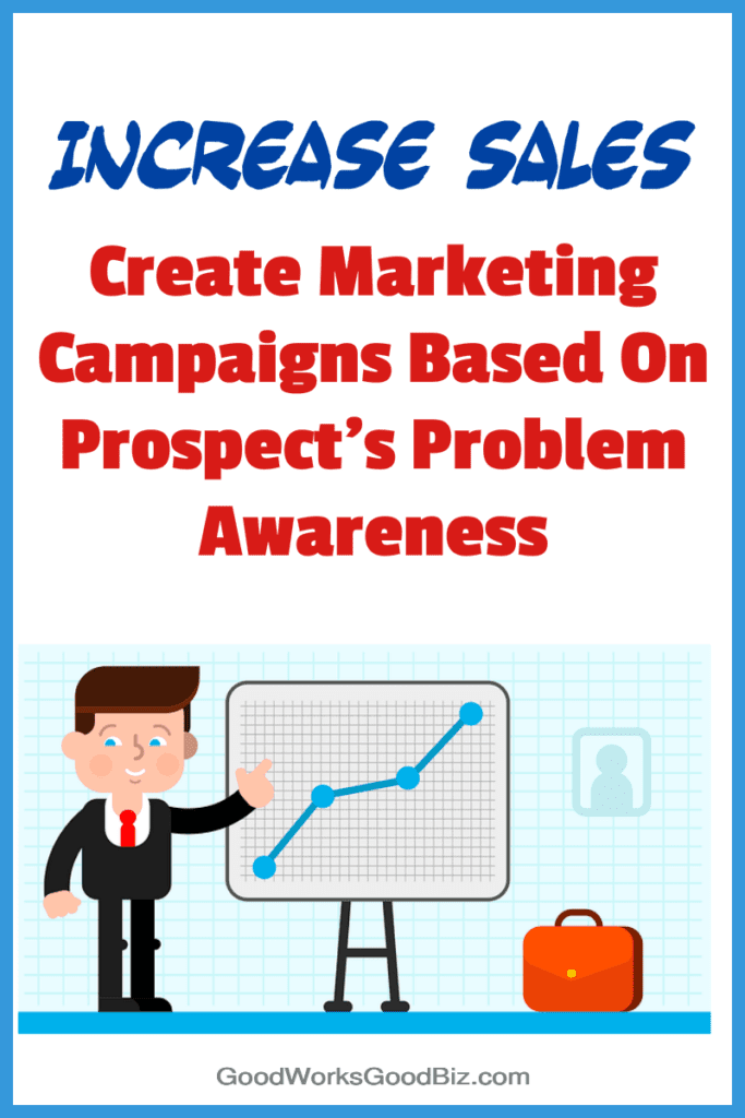 Increase Sales By Creating Marketing Campaigns Based On Your Prospect's Level of Awareness