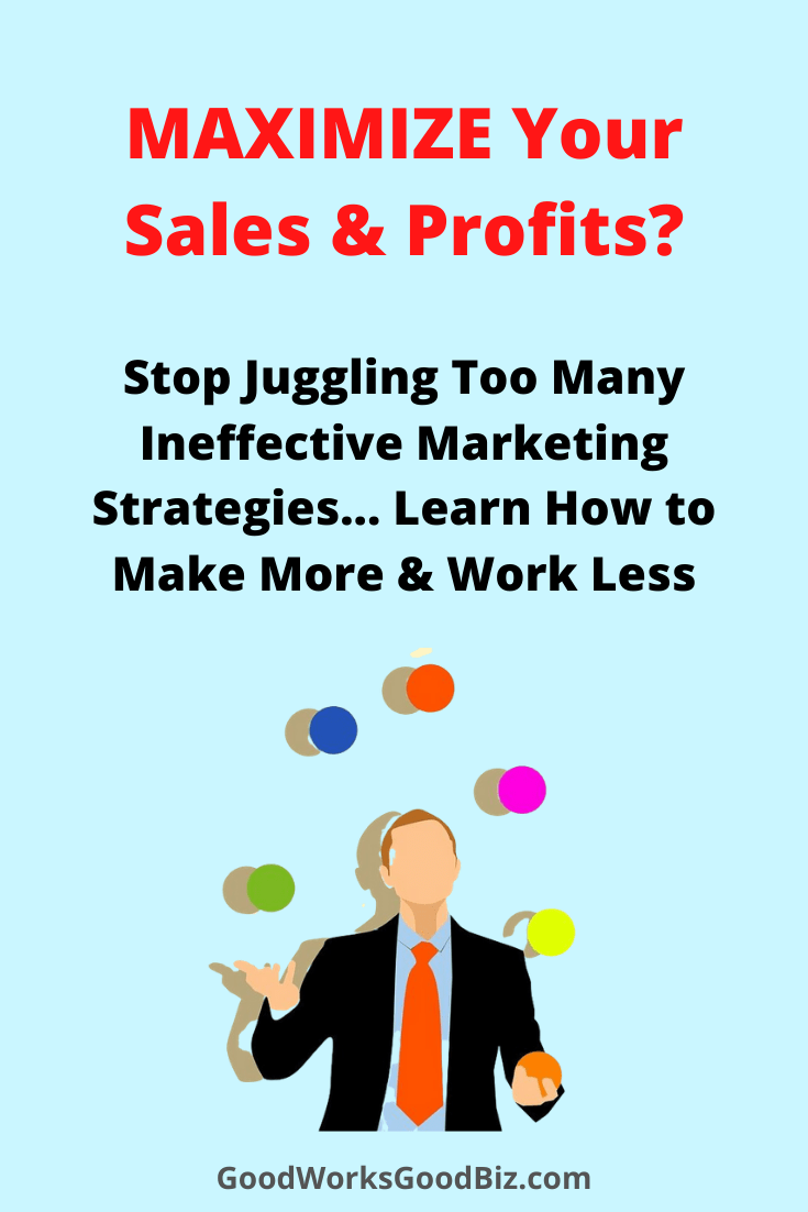 How to Apply the 80/20 Rule for Marketing to MAXIMIZE Your Sales and Profits