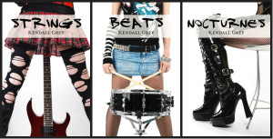 Hard Rock Harlots collage