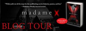 Blog Tour Banner - Madame X