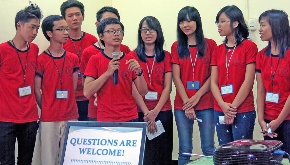 Cetana Learning Center - Presentation Group