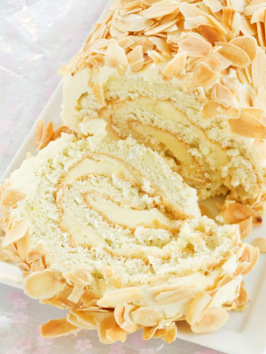 Almond Cream Cake Batter fragrance