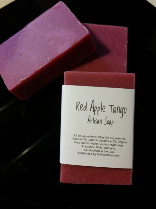 red apple tango soap