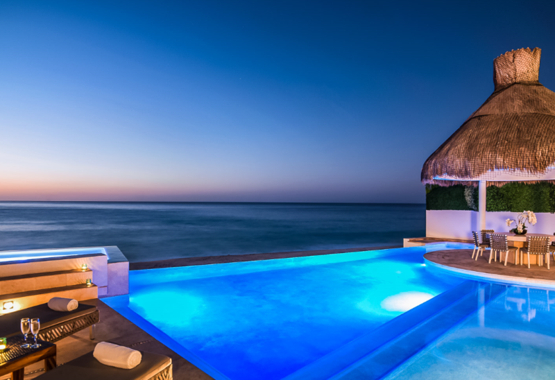 The best pools at vacation villas