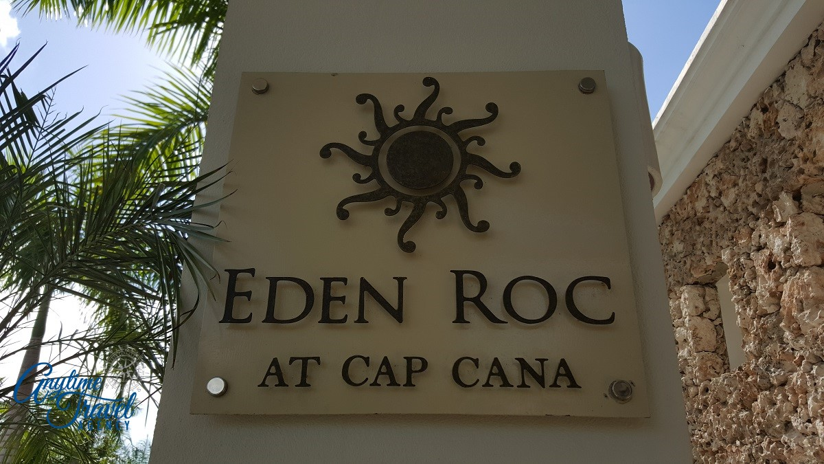 Eden Roc Cap Cana- Anytime Travel Agency