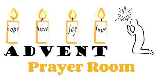 Prayer Room during Advent