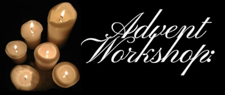 Tonight! First Wednesday Fellowship Dinner & Advent Workshop