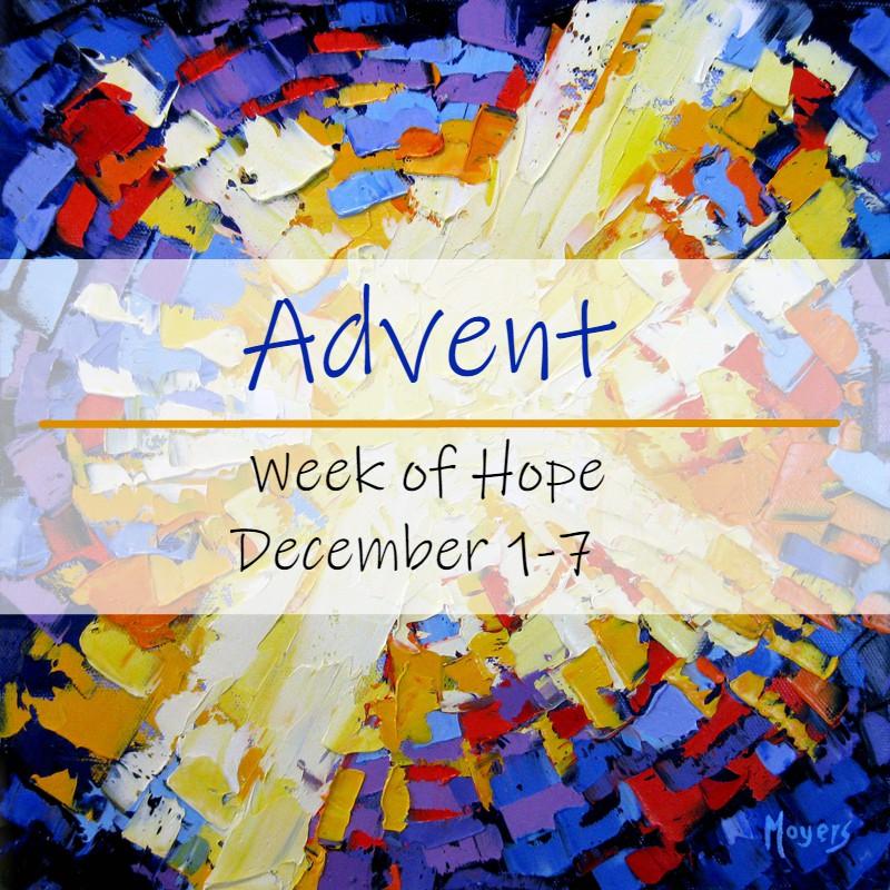 Advent – Week of Hope