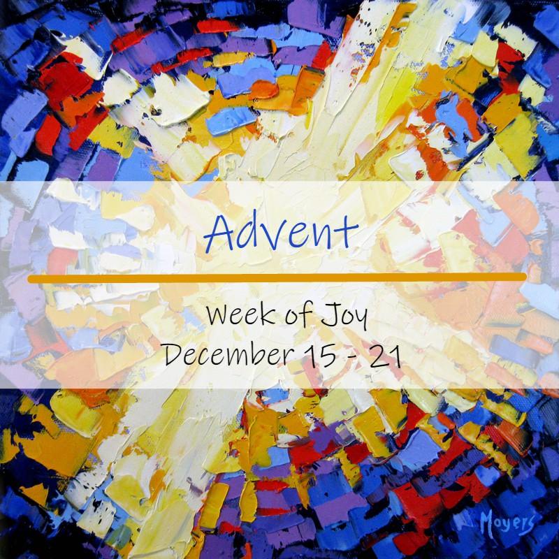 Advent – Week of Joy