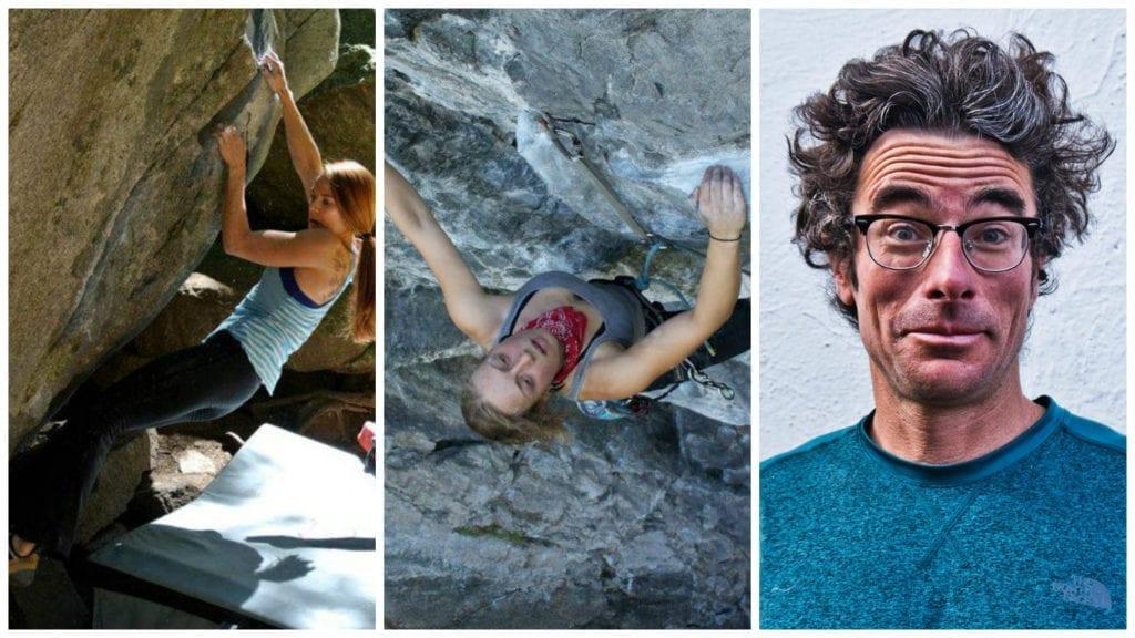 The Panelists: Leici Hendrix, Jen Altschul, Cedar Wright.