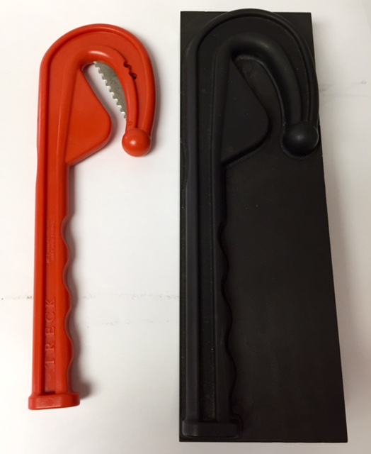 Injection Molded Tool With Grapite