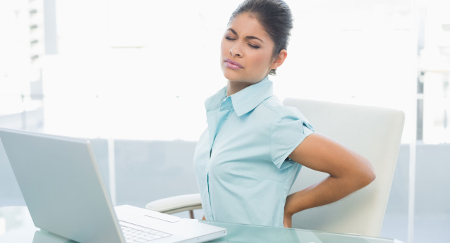 5 Common Causes of Upper Back Pain