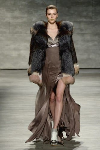 Son Jung Wan Unveiled Fall 2014 Collection
