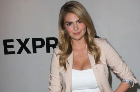 Kate Upton Is The New Brand Ambassador For Retailer Express