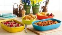 Tasty Recipes With Trina Turk And CorningWare