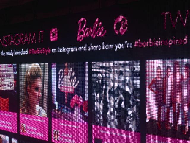 New York Fashion Week Celebrates Barbie