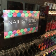 Sally Beauty Nail Tour Truck Makes A Stop In NYC's Bryant Park