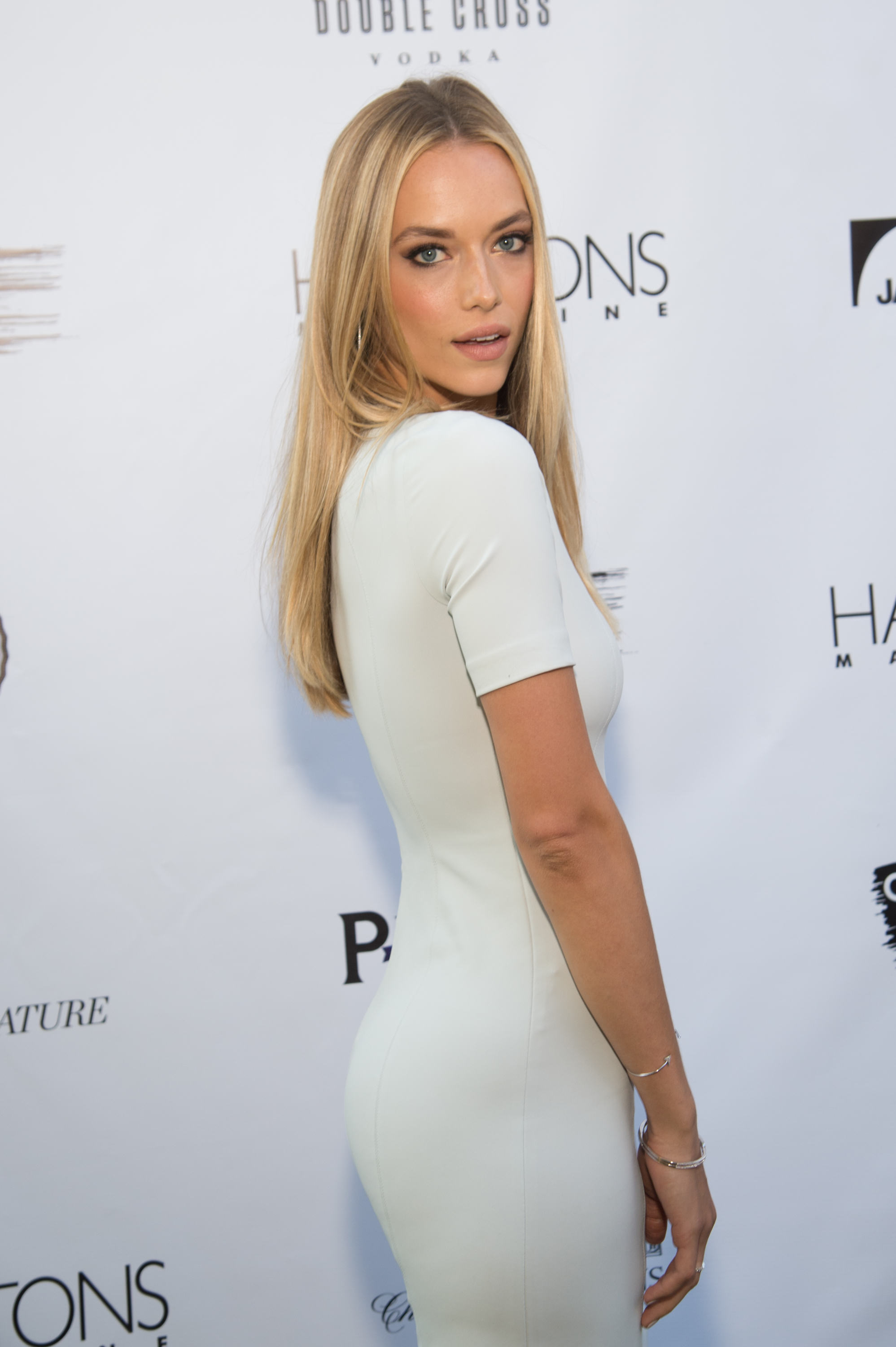 Hannah Ferguson and Hamptons Magazine