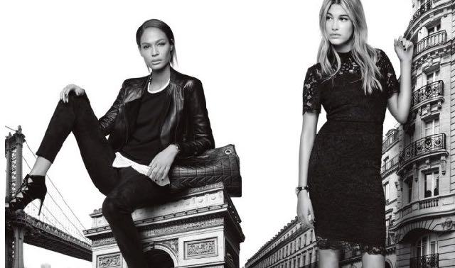 Karl Lagerfeld Paris Launches in North America With Fall 2016 Campaign