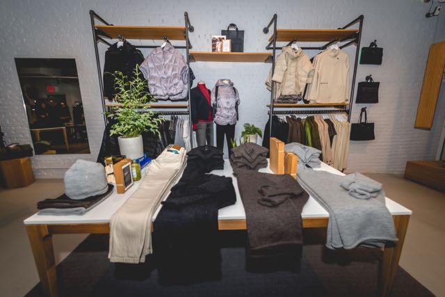 Nau Opens Pop Up Store in New York