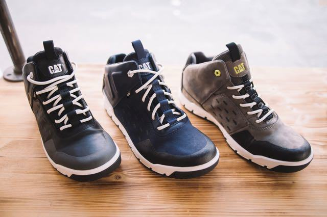 Cat Footwear Making A Scene In NYC