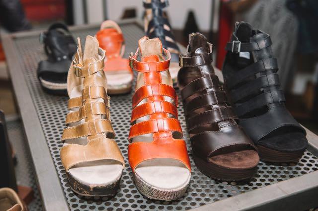 Cat Footwear Making A Scene In NYC