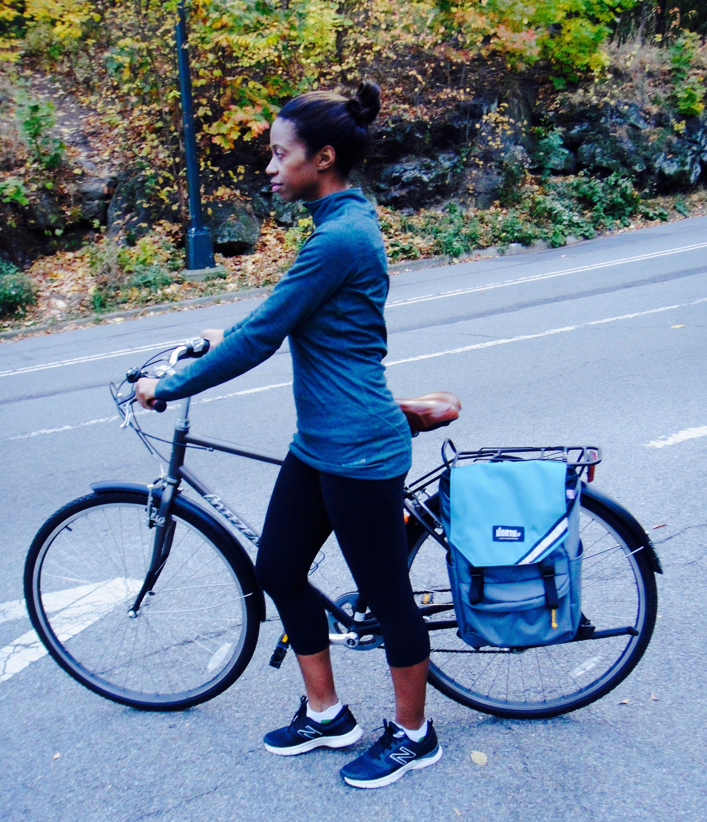 The Pannier That Makes Traveling By Bike Effortless