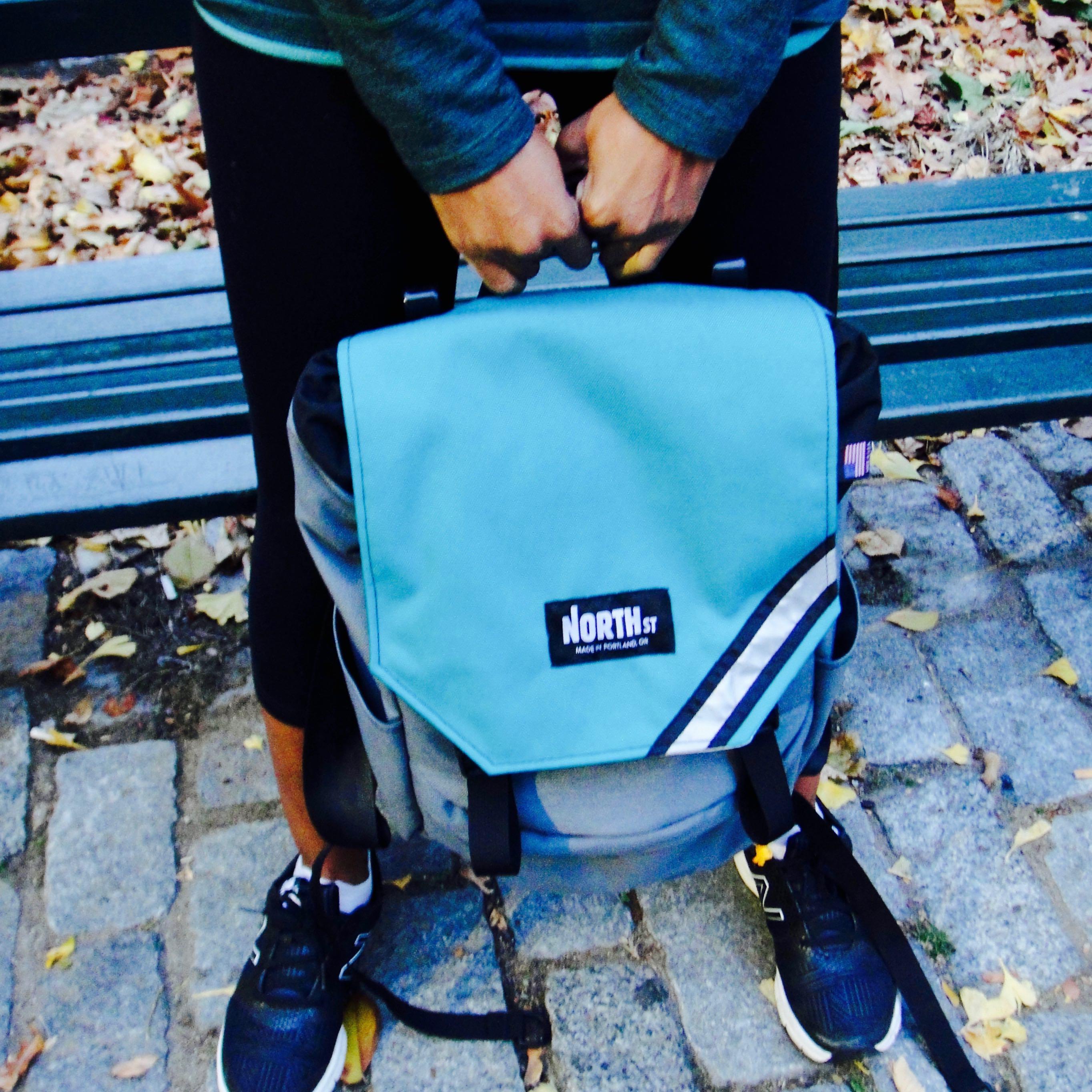 North St. Morrison Backpack Pannier
