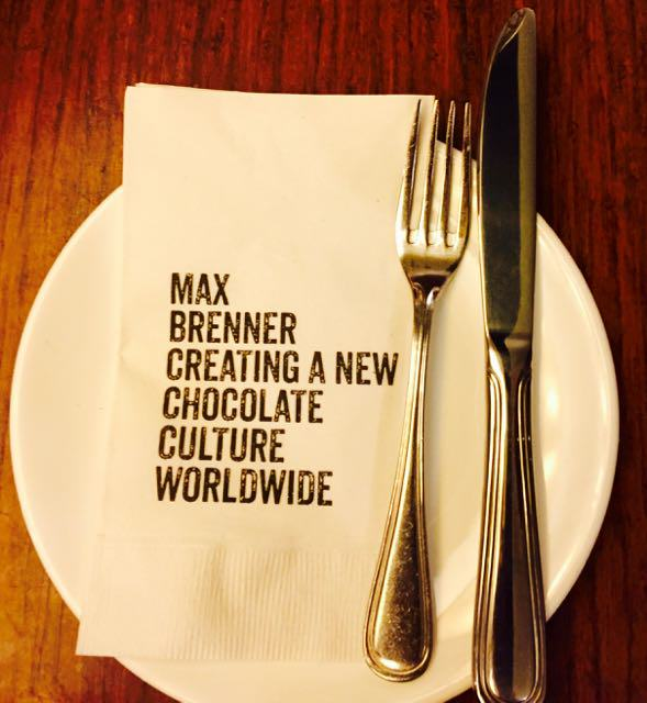 Max Brenner Celebrates 20 Years Of Chocolate