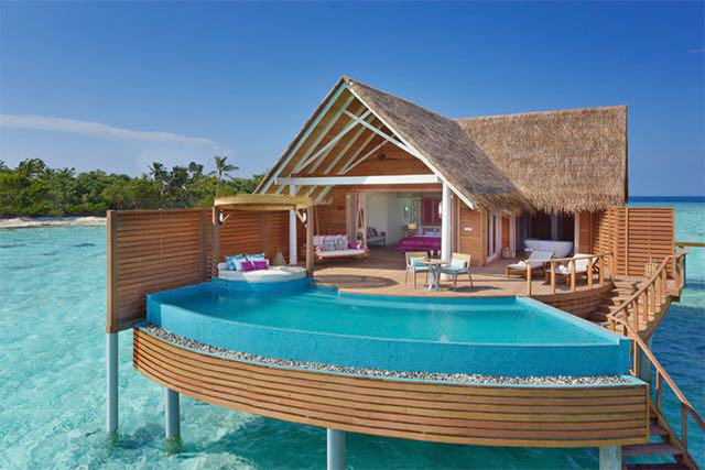 Milaidhoo Island Maldives Resort Was created specifically with couples in Mind