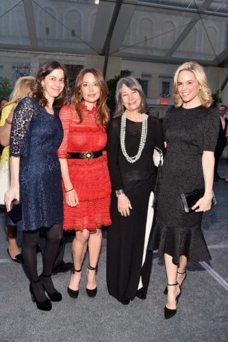 The non-profit Studio In A School Marked Its 40th Anniversary With Fundraising Gala