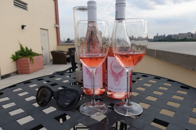 Have Rosé Delivered Summer Fridays