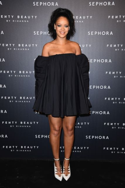 The Fenty Beauty x Sephora Launch Party Continued in Paris