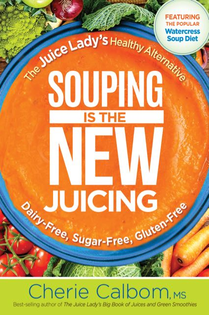 The Juice Lady Shares Healthy Soup Recipes To Detox Your Body