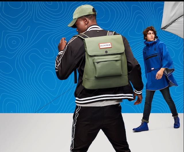 Get Set For Spring Showers With The Exclusive Hunter For Target Collection