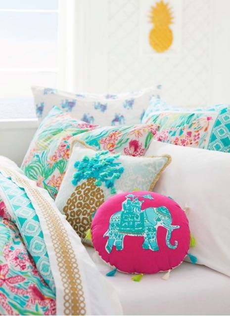 The Lilly Pulitzer x Pottery Barn Collection Arrives In Time For Spring