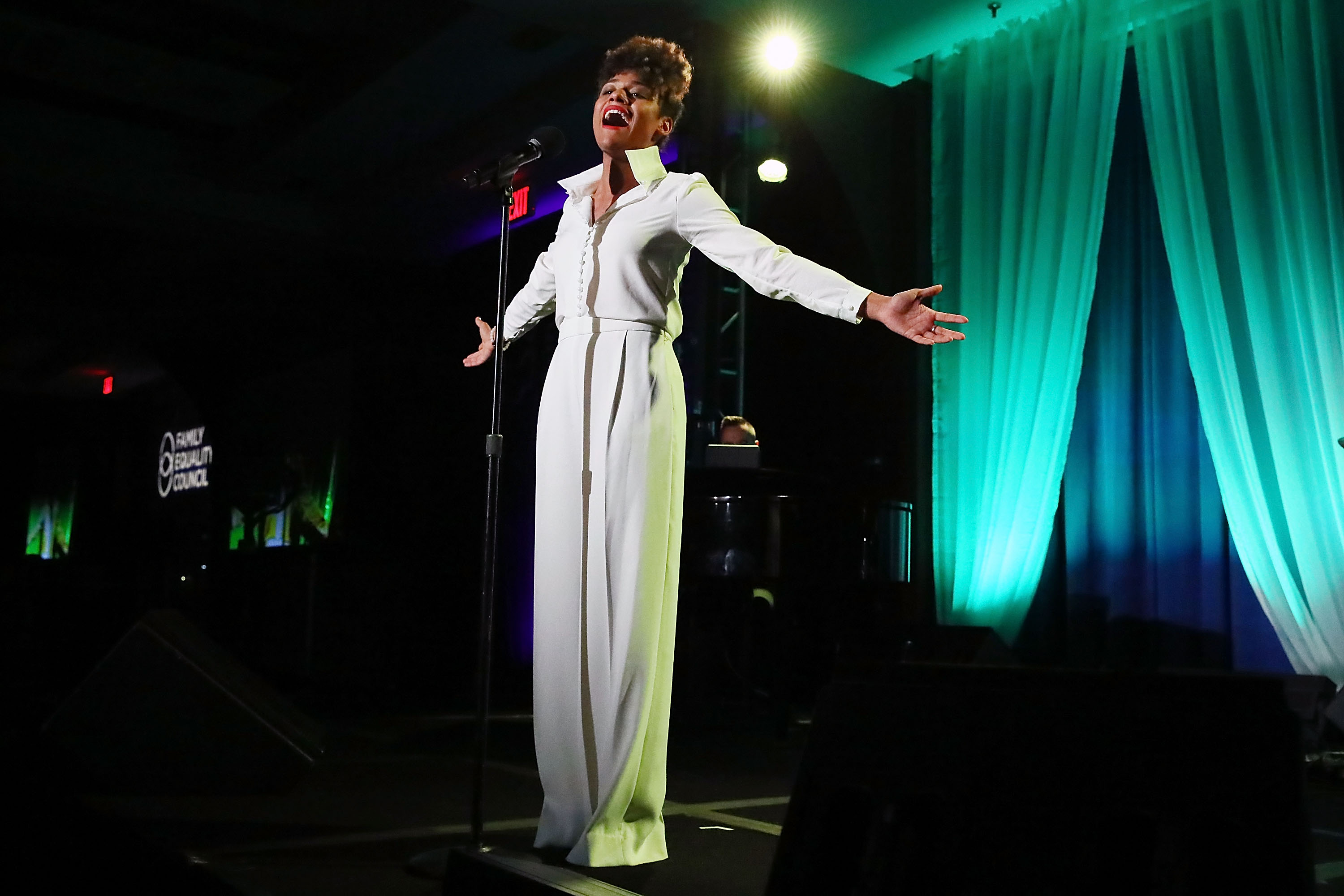 New Yorkers Fete Night At The Pier Gala With Entertainment And Moving Stories