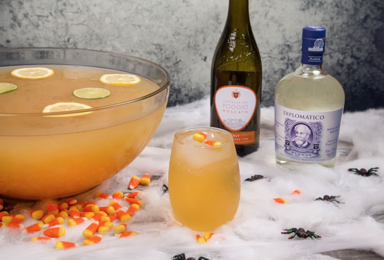 It's Halloween! We List The Top Candy And Cocktail Pairings To Celebrate The Spooky Occasion