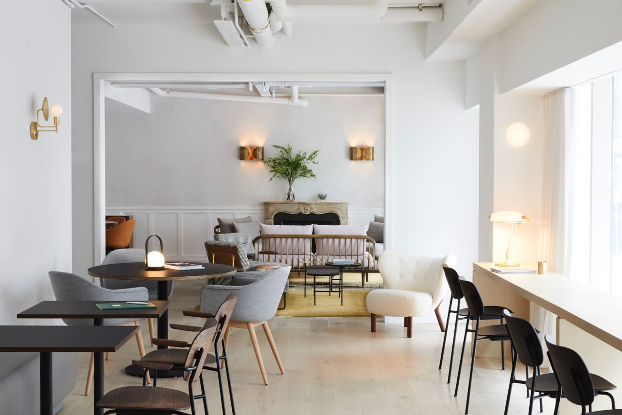 This NYC Coworking Space Is Designed For Women Who Need A Little Room For Themselves