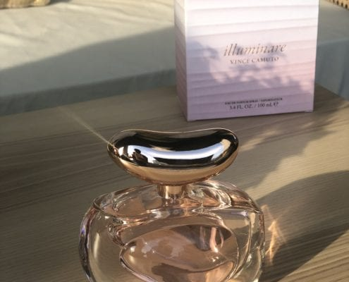 Introducing A New Floral Fragrance From Vince Camuto