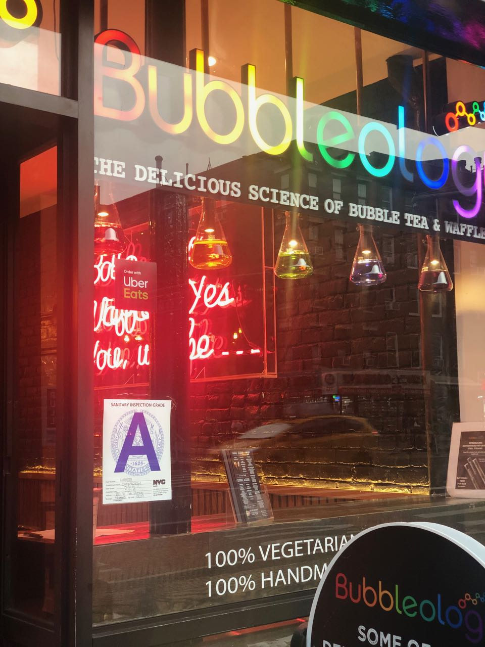 NYC's First Boozy Bubble Tea Opens In The East Village