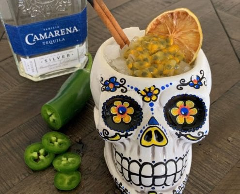 8 Drinks To Imbibe This Halloween