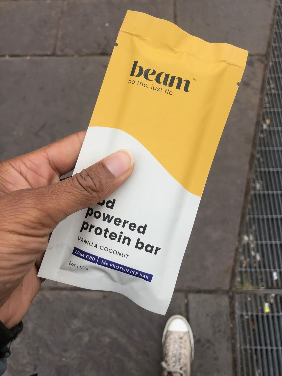 Beam's NYC Pop Up Shop Has CBD Oil On Tap