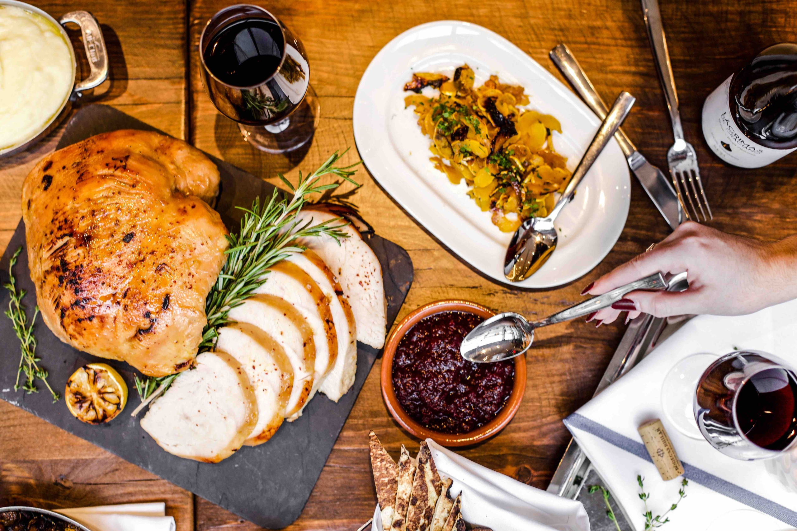 Where to Dine Out on Thanksgiving in NYC