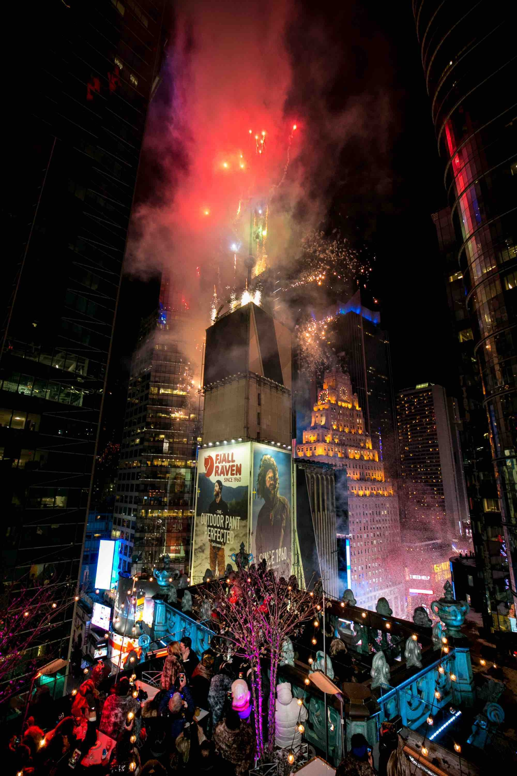15 Places To Spend New Year's Eve In NYC