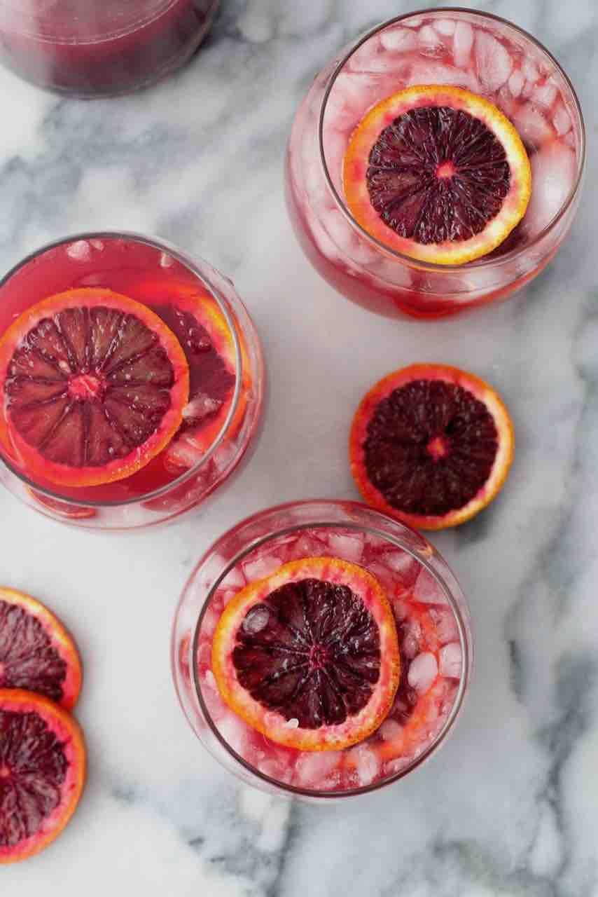 Festive Winter Sangria Recipes Worth Adding To Your Christmas Cocktails Menu