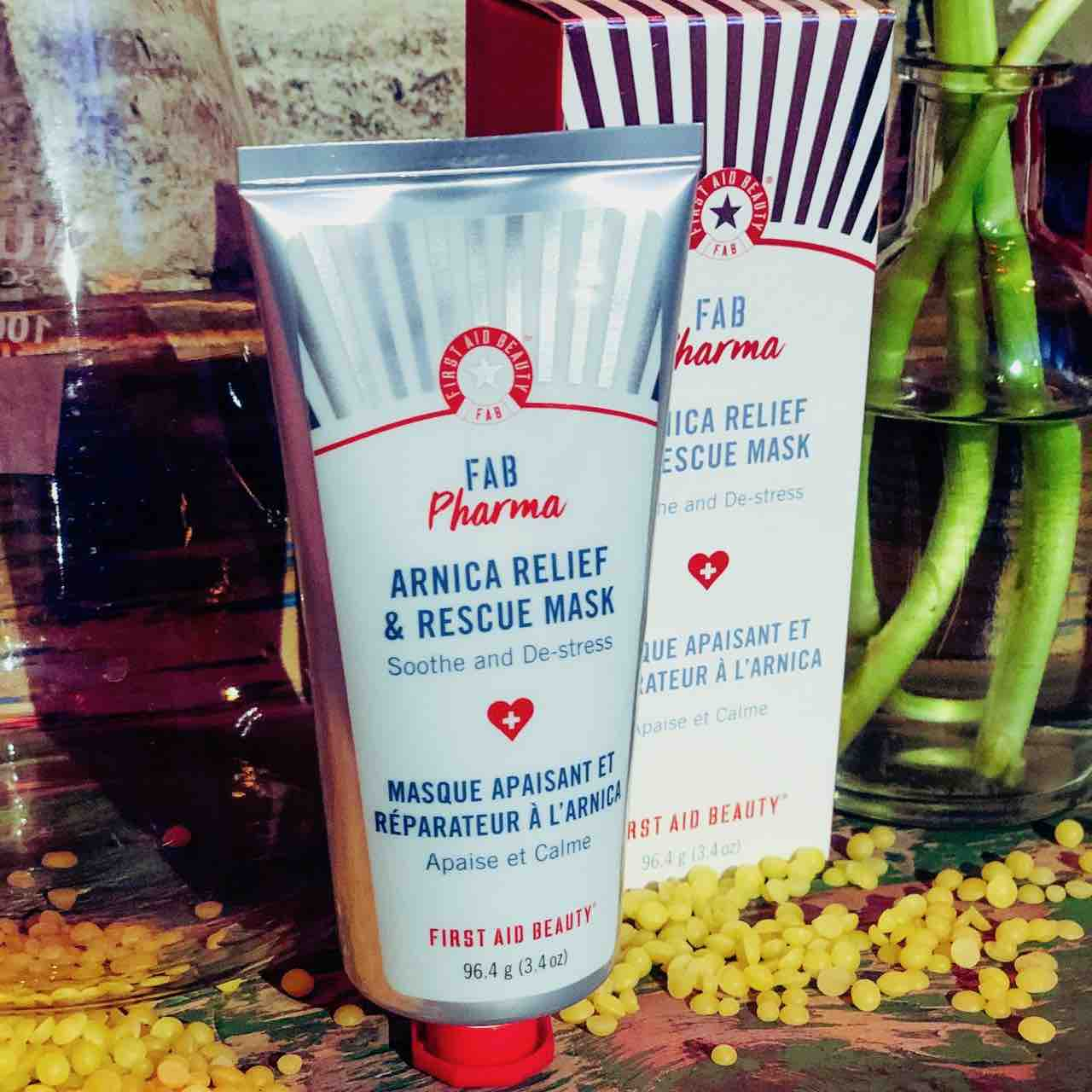 First Aid Beauty Rescues Dry Irritated Skin When Temperatures Plummet