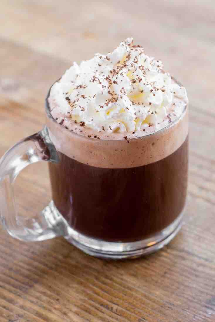 Here's How To Celebrate National Hot Chocolate Day