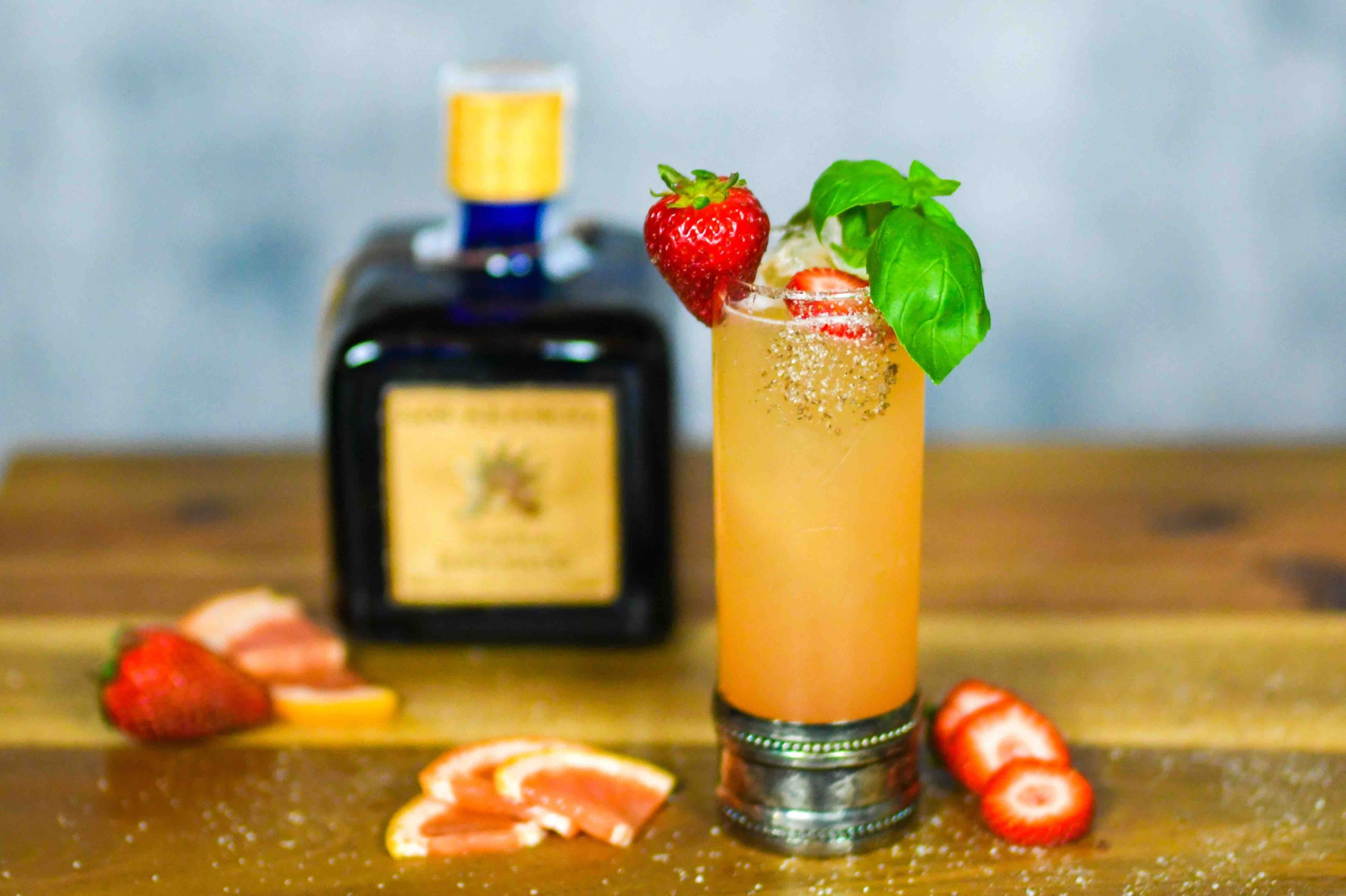 Spring Cocktails To Celebrate The New Season